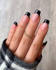 French Tip Acrylic Nails, Acrylic Nails Coffin Short, Simple Acrylic Nails, Square Acrylic Nails, Best Acrylic Nails, Matte Nails, French Tip Manicure, Acrylic Nail Shapes, Acrylic Tips