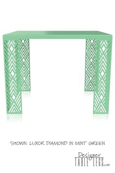 Traditional Style Table Legs - Interior Design DIY Furniture Ikea Hacks