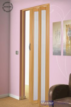 The New Generation Folding Door - Beech Internal Folding Doors, Room Dividers, Vacation, Furniture, Home Decor, Vacations, Decoration Home, Room Decor, Panel Room Divider