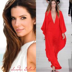 Sandra Bullock by Addicted to Style