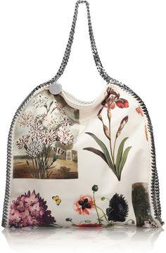Stella Mccartney Falabella Printed Shoulder Bag