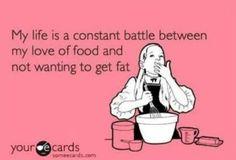 Love my foods!