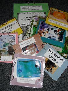 ChildCareInfo.com > Community > Child Care Blog - Handmade Books for Inclusion, Literacy and Creativity