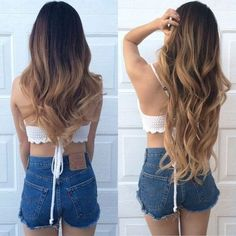 Needn't waste your time for your hair growth, dozens of dollar, high quality hair extensions here save your time!