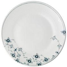 Royal Copenhagen Elements Small 11.5 Dinner Plate Midnight