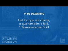 11 de dezembro - Devocional Diário CHARLES SPURGEON #345