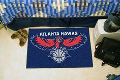 """NBA - Atlanta Hawks Starter Rug 19"""""""" x 30"""""""""""