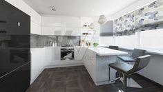 Дизайн кухни П-44Т, ЖК Нерасовка Парк - 3