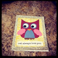 DIY Valentines Card - inspired by scrapbooking etc magazine cover