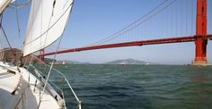 fabulous 3 hour sail around the bay for 2 half off with Golden Gate Sailing Tours, www.sweetjack.com.  Get it before it's gone, limited amount available.