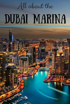 The Dubai Marina is one of the most popular areas in Dubai. There are so many places to eat, shop and relax at the Dubai Marina! Find out more in this post.