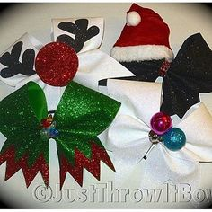 """54 Likes, 1 Comments - Hip Girl Boutique LLC (@hipgirlclips) on Instagram: """"Cheer bow of the day. By@justthrowitbows Tag #cheerbowoftheday to be featured. #cheerbow…"""""""