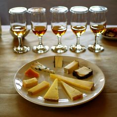 cheese and bourbon tasting x