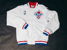 Mitchell & Ness NBA All-Star 1991 Authentic Warm Up Jacket $150