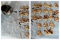 The English Can Cook: Recipe: Marmite christmas tree biscuits