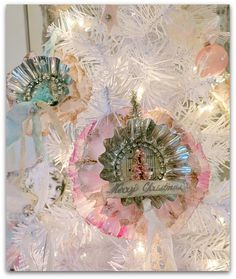 tree ornaments - Karla Nathan