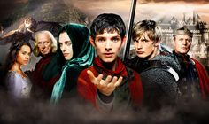 Merlin on the BBC.