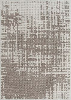 Alfombra Abstract Plata Rug from the Gandia Blasco Rugs I collection at Modern Area Rugs