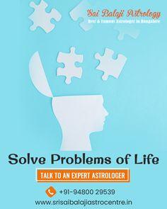 Horoscope Reading, Vedic Astrology, Problem Solving, Sorting, Life