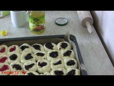 Recepty sk: Moravské koláče - YouTube