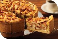 Dit is een heerlijke appeltaart en een 'gezonde' variant op het standaard recept. Blijft niet iets dat je elke dag moet eten, maar heerlij...