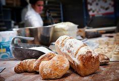 selfmade bread