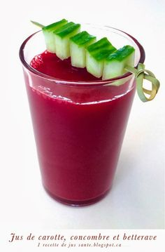 Bonjour, aujourd'hui je vous propose un délicieux jus de carotte, céleri et de pomme. Ce jus est antioxydant, il renforce le système im...