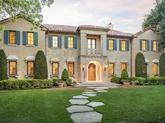 This exterior could be adapted to more conventional facad with stucco and ornamentation.