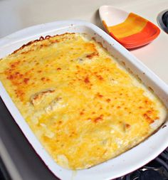 Sour Cream Enchiladas - Tillamook Recipepalooza