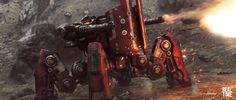 If you like #robots, then don't miss this cool #CG trailer for #WarRobots created by the teams of #RealtimeUK: http://www.artofvfx.com/war-robots/