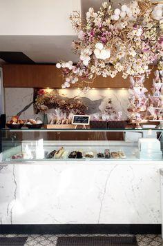A beautifully modern bakery