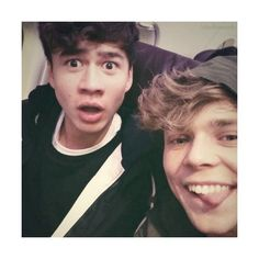 paige icons Tumblr ❤ liked on Polyvore featuring 5sos, calum, bands, cashton and pictures