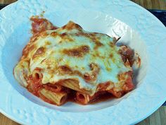 Meatless Mondays- Meatless Pasta Bake | Cravings of a Lunatic