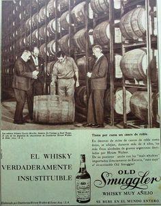 Old Smuggler 1963