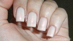 Runway Pearl manicure