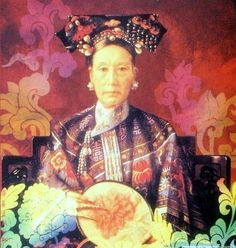 Empress Dowager Cixi Tongzhi, the actual supreme ruler of the late Qing dynasty. Empress Dowager Cixi, but also for the empress dowager, was La Queen Mother. Nickname Laner. Concubine of Qing Dynasty Emperor Xianfeng.