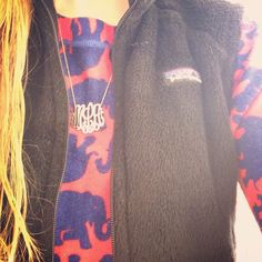 Lily, Patagonia and monograms