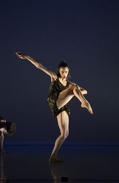 Code. Choreography - Sharron Watson. Dancer - Evita Pitara. Photo - Bill Cooper. by Central School of Ballet, via Flickr