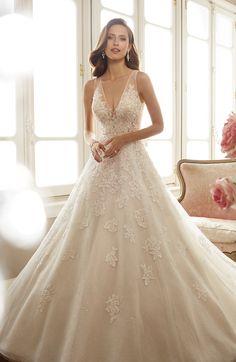 Spring 2017 Sophia Tolli Wedding Dresses
