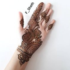 Latest Arabic Mehndi Design for Front Hand – Fashion Latest Arabic Mehndi Design for Front Hand – Fashion,Henna tatoo Latest Arabic Mehndi Design for Front Hand – Fashion Related posts:For cruise,. Easy Mehndi Designs, Henna Hand Designs, Dulhan Mehndi Designs, Latest Mehndi Designs, Mehendi, Bridal Mehndi Designs, Arabian Mehndi Design, Mehndi Designs Finger, Khafif Mehndi Design