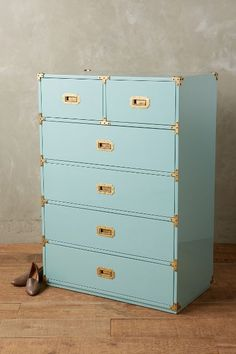 Lacquered Wellington Dresser - anthropologie.com #anthrofave