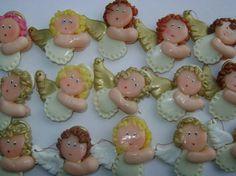 Wundervolle handgearbeitete Engel - wonderful handmade angels