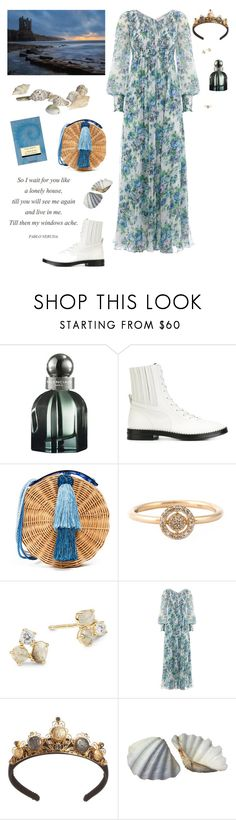 """'Til Then"" by jessicaoftheoaks ❤ liked on Polyvore featuring Balenciaga, Casadei, WAIWAI, Astley Clarke, Tai, Zimmermann and Dolce&Gabbana"