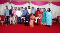 Wishing You Lots of Joy and Happiness on This Special Day. May It Be the Start of a Wonderful and Exciting Life Together For Both of You. Best Wishes Praveen & Soumya.