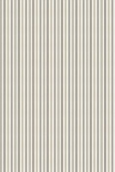 Hadley Charcoal (3013/901) - Prestigious Fabrics - A fresh stripe design on a woven fabric - alternating fine and broad stripes in shades of grey on off white. Free pattern match. Please request sample for true colour match. Co-ordinates perfectly with the other designs in this collection.