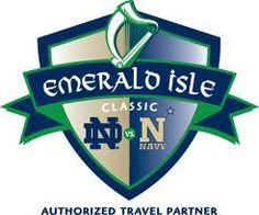 ND vs. Navy Ireland 2012 Emerald Isle Classic. I'll be there!