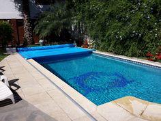 CubrePiscina - Cubiertas Automaticas de Piscinas Outdoor Decor, Home Decor, Pools, Covered Pool, Decoration Home, Room Decor, Home Interior Design, Home Decoration, Interior Design