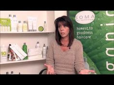 Soma Educator Lisa Kelley discusses why Soma has the perfect pH balance for all of their hair care products.