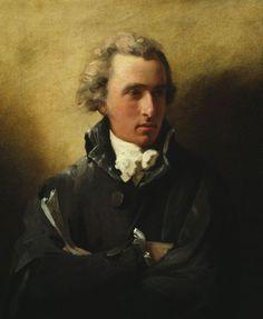 Sir Henry Raeburn British, 1756-1823  Robert Brown of Newhall, 1792