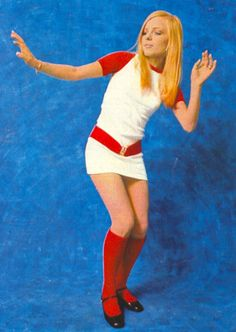 France Gall, groovy French singer